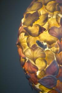Leaf Sconce detail curtis Benzle jpeg